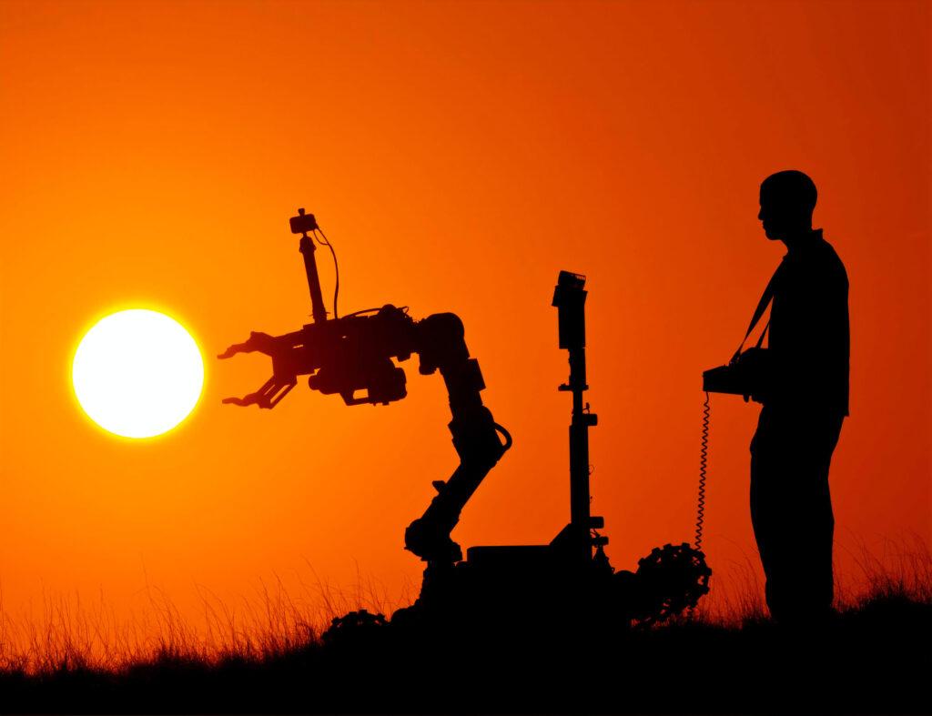Roboty w służbie administracji
